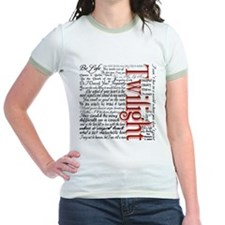 Movie Twilight Quotes Gifts T