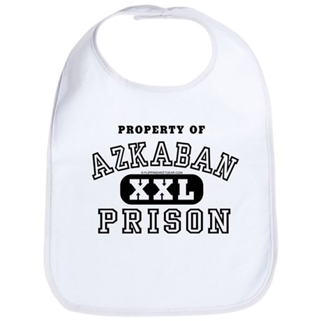 Property of Azkaban Prison Bib