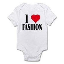 I LOVE FASHION BABY BODYSUIT