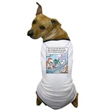 Dog Dentures Dog T-Shirt