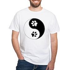 Yin Yang Paws Shirt