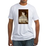 Mary Wollstonecraft Fitted T-Shirt