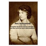 Mary Wollstonecraft Large Poster