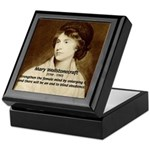 Mary Wollstonecraft Keepsake Box