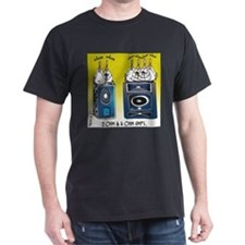2 Ohm and 4 Ohm Amps T-Shirt