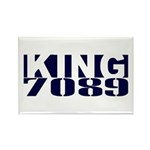 KING Rectangle Magnet (100 pack)