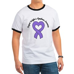 Support Hodgkin's Lymphoma Ringer T