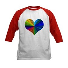Cute Rainbow paws Tee