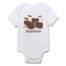Drummer Infant Bodysuit