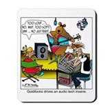 Goldilocks & the Audio Tech Mousepad
