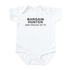 Proud Bargain Hunter Infant Bodysuit