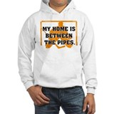 home between the pipes Hoodie