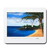Tranquil Bay - Mousepad