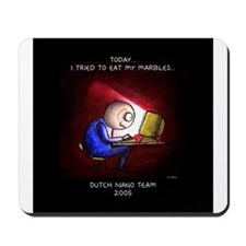 Cool National novel writing month Mousepad