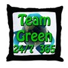 Team Green 24/7 365 Throw Pillow