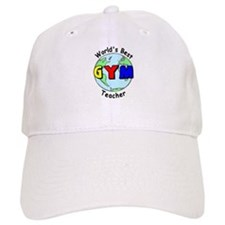 World's Best Gym Teacher Baseball Cap