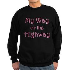 Feminine Highway Sweatshirt