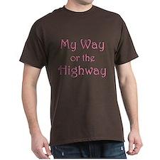 Feminine Highway T-Shirt