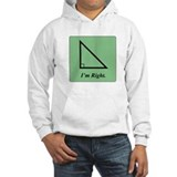 I am Right (Triangle) Jumper Hoody