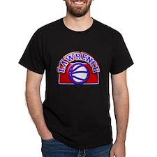 Lawrence Basketball T-Shirt