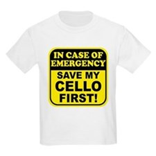 Save My Cello T-Shirt