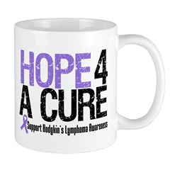 Hodgkin's Hope4aCure Mug