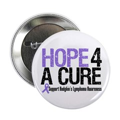 "Hodgkin's Hope4aCure 2.25"" Button (10 pack)"