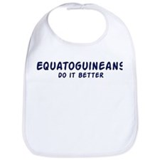 Equatoguineans do it better Bib