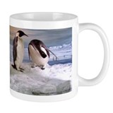 Penguins from Antarctica Coffee Mug