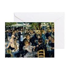 Renoir Moulin Greeting Cards (Pk of 20)