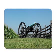 Cannon at Antietam Mousepad