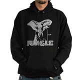 (Charged Jungle) Hoodie