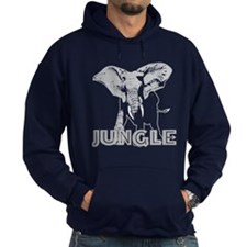 (Charged Jungle) Hoody