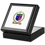 LEGERE Acadian Crest Keepsake Box