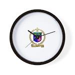 LEGERE Acadian Crest Wall Clock