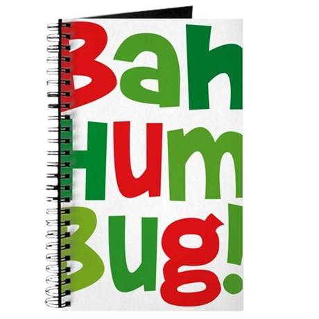 Bah Humbug Journal