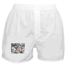 Cool Christmas for friends Boxer Shorts