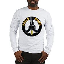 Peace Maker Long Sleeve T-Shirt