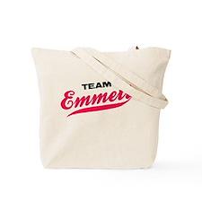 Team Emmett Twilight Tote Bag