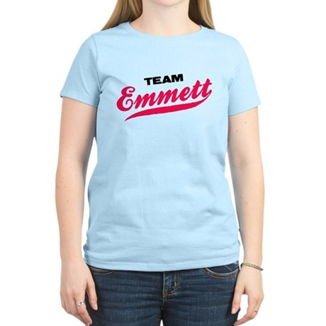 Team Emmett Twilight Women's Light T-Shirt
