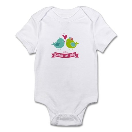 For the Love of Nie Infant Onesie