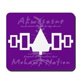 Akwesasne Mohawk Mousepad