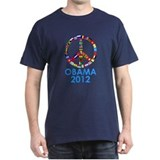Re Elect Obama in 2012 T-Shirt