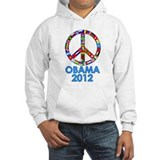 Re Elect Obama in 2012 Hoodie
