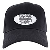 &quot;Biochemist...Ninja&quot; Baseball Hat