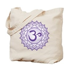 The Crown Chakra Tote Bag