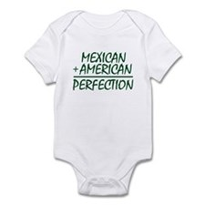 Mexican American heritage Infant Bodysuit