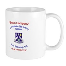 B Co 2/58 Mug