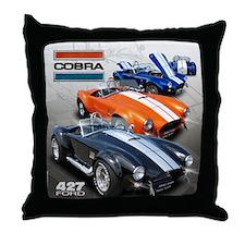 Cobra Throw Pillow