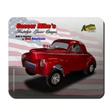 Gasser Mike's Mousepad